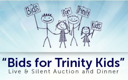 Bids for Trinity Kids
