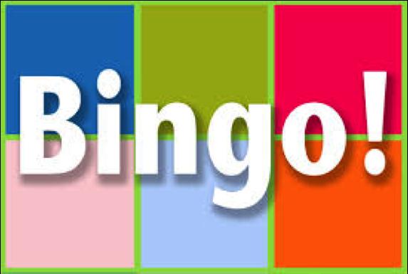 HTS Bingo