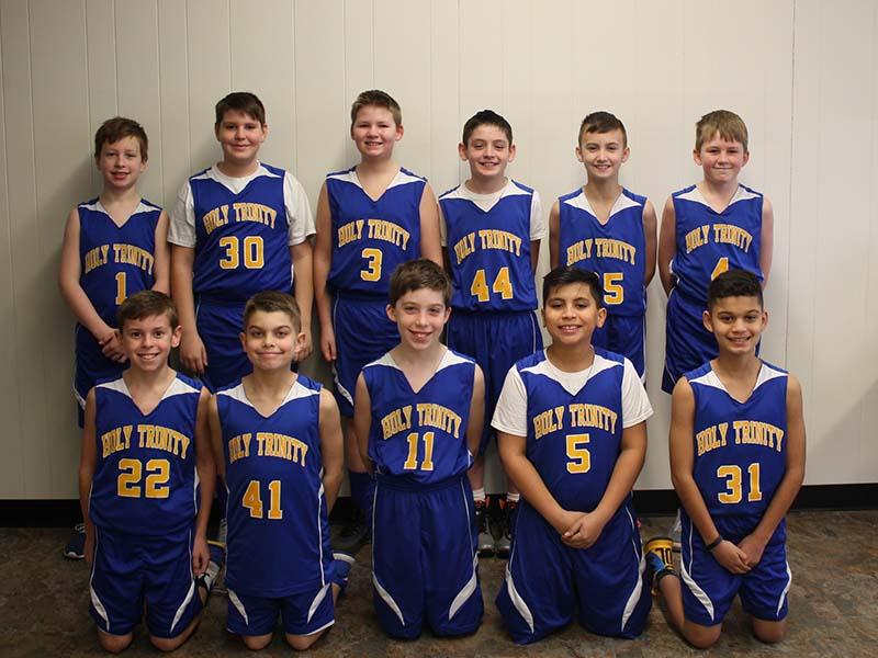 Athletics jv Boys Basketball