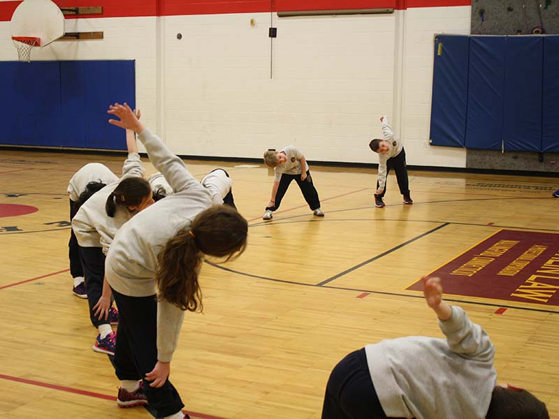 Curriculum Physical Education
