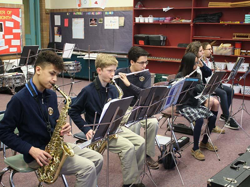 Student Activities Music